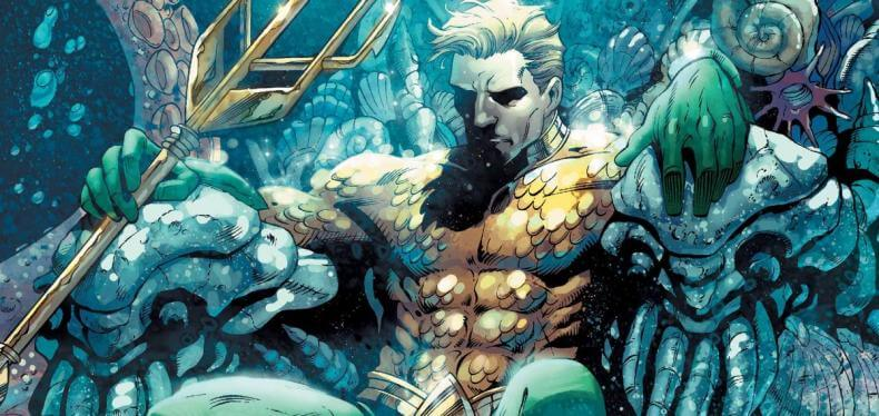 Aquaman Excited About Bringing Characters World To Life