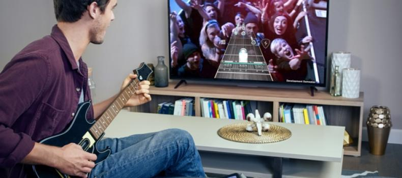 Apple TV Will Feature Guitar Hero Live, Skylanders SuperChargers and More