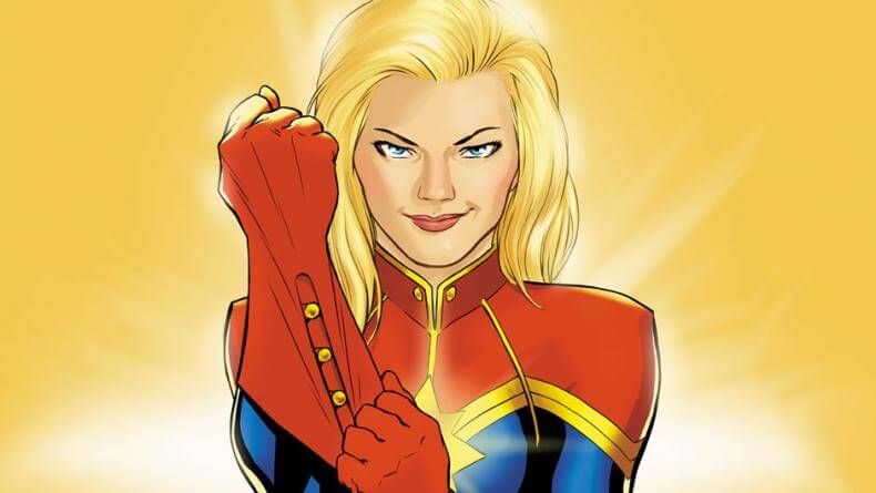 Brie Larson Reportedly in Talks to Play Captain Marvel