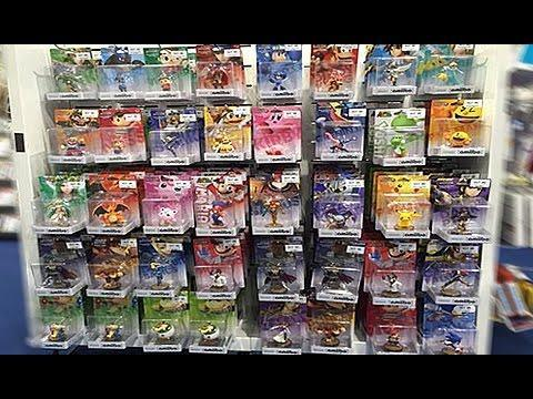 The Next Amiibo Wave Hits This Friday Here S What S