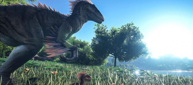 Ark Survival Evolved Let's You Breed Baby Dinos In Newest Early Access Build