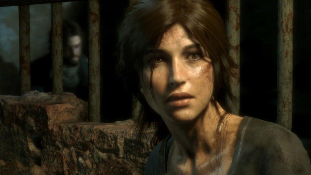 Netflix is Working on a Tomb Raider Anime
