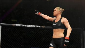EA Sports UFC 2 - Ronda Rousey