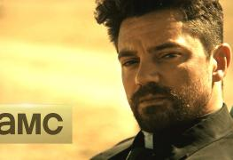 Preacher TV Series Trailer Debuts Online