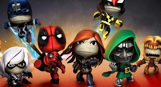 LittleBigPlanet: Marvel DLC Packs to be Pulled | popgeeks.com