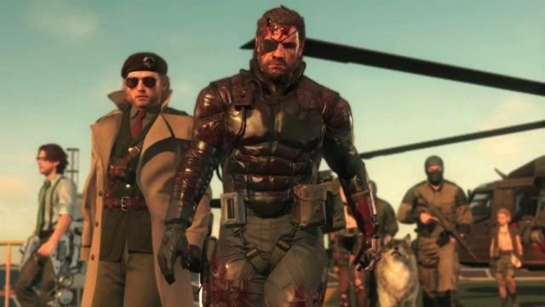 Metal Gear Solid V - Metal Gear Online