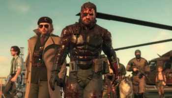 Metal Gear Solid V - Metal Gear Online