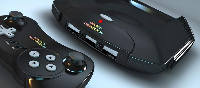Coleco Re-Enters The Console Race….Sort Of