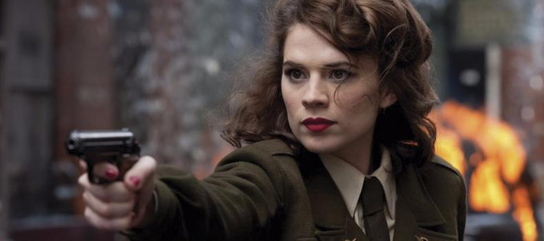 Hayley Atwell Doesn't Like Cap/Sharon Relationship