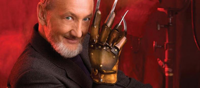 Robert Englund Coming To Silver Scream Festival