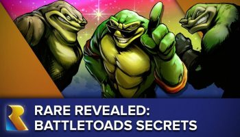 Rare Reveals Five New Battletoads Facts