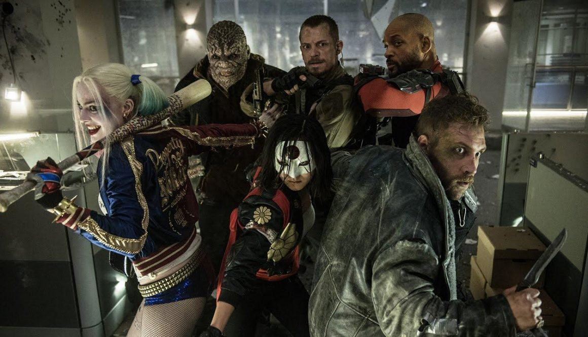 Suicide Squad: The Gang Is Here With New Trailer