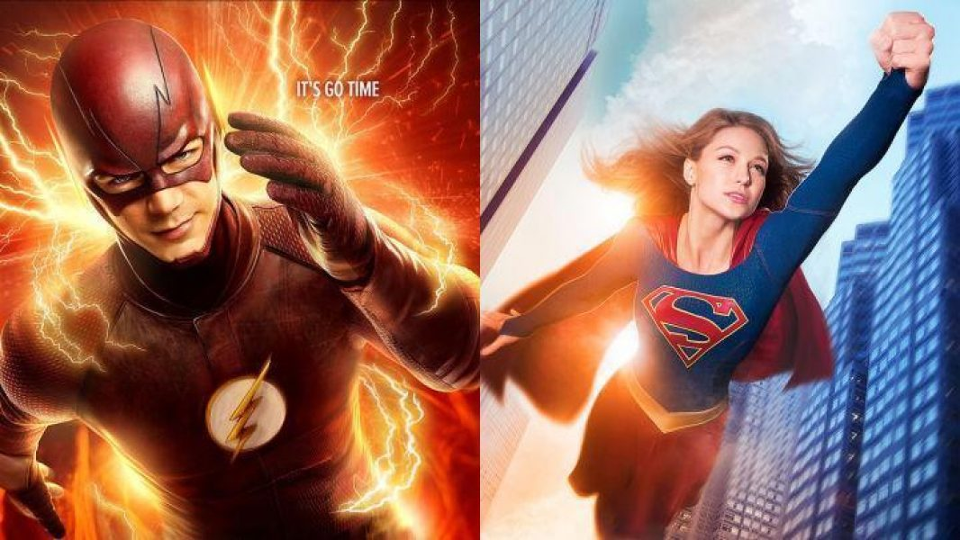 Supergirl Cast Talks Upcoming Crossover With Flash