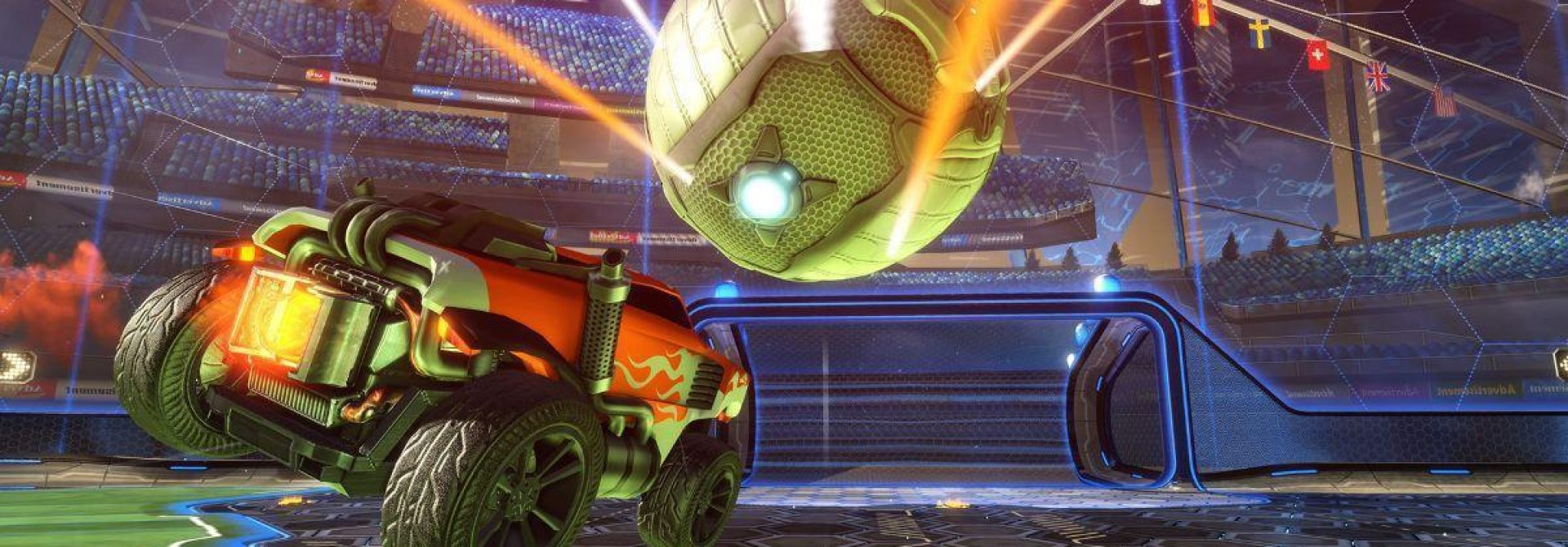 Rocket league Fall Update Brings Plenty Of New Content And Features