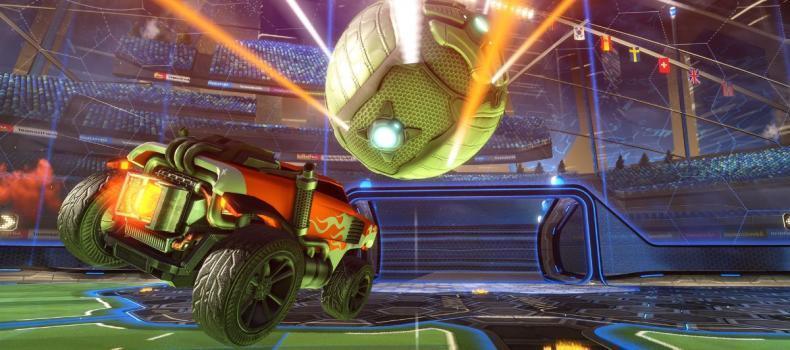 E3 2017: Rocket League Coming To Switch