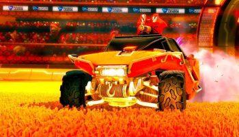 Rocket League Warthog