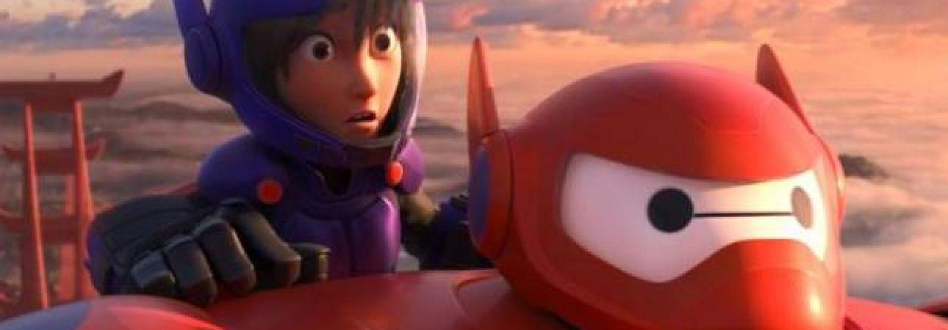 Big Hero 6 TV Series Coming to Disney XD Next Year
