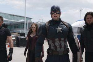 Chris Evans Talks Leaving Captain America Behind