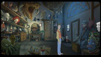 The Interactive Adventures of Dog Mendonca & Pizzaboy Screenshot