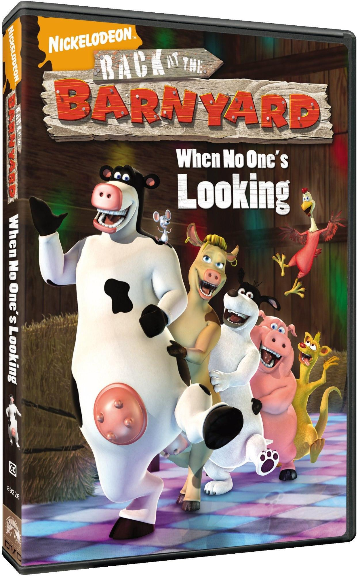 """""""Back at the Barnyard: When No One's Looking"""" DVD Review ..."""