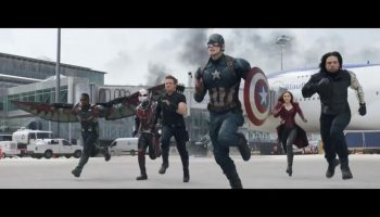 Captain America Civil War: New TV Spots Hit the Web