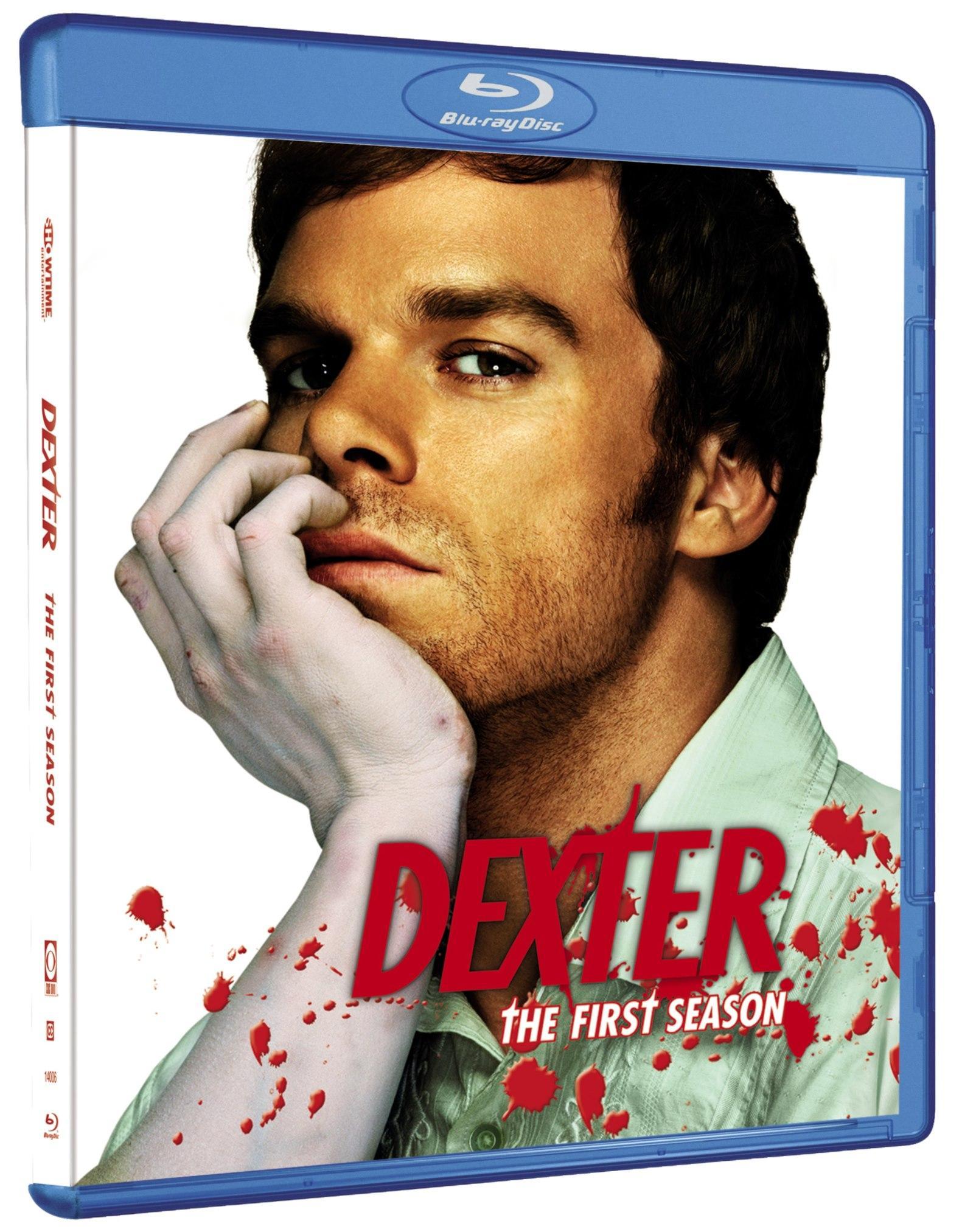 Dexter season 1 dvdrip