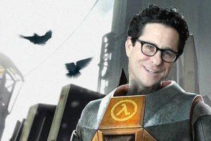 JJ Abrams Still Working On Portal And Half-Life Movies