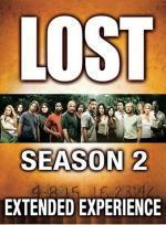 """Lost: The Complete Second Season"" DVD"