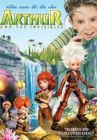 """Arthur and the Invisibles"" DVD Review"