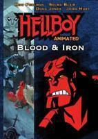 """""""Hellboy Animated: Blood & Iron"""" DVD Review"""
