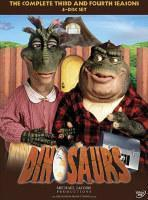 """""""Dinosaurs: The Complete Third and Fourth Seasons"""" DVD Review"""