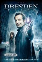 """""""The Dresden Files: Complete First Season"""" DVD Review"""