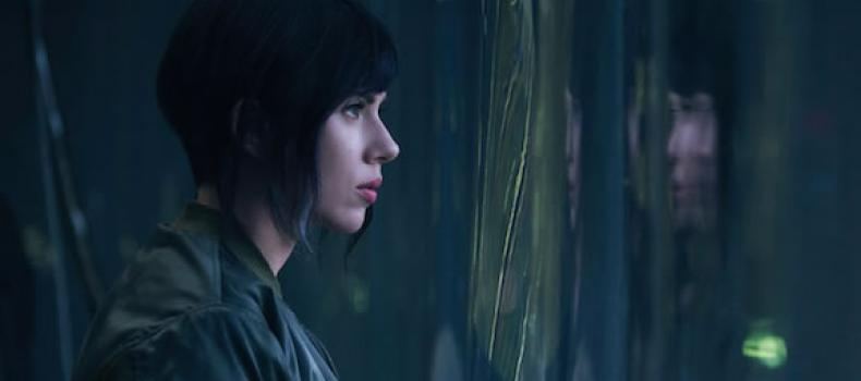 Ghost in the Shell: New Movie Trailer Released