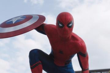 Captain Americ: Civil War - Spider-Man