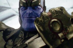 Thanos To Be Like Darth Vader In Infinity War