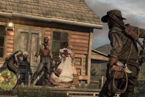 Rumored Red Dead Redemption 2 Map Is Genuine