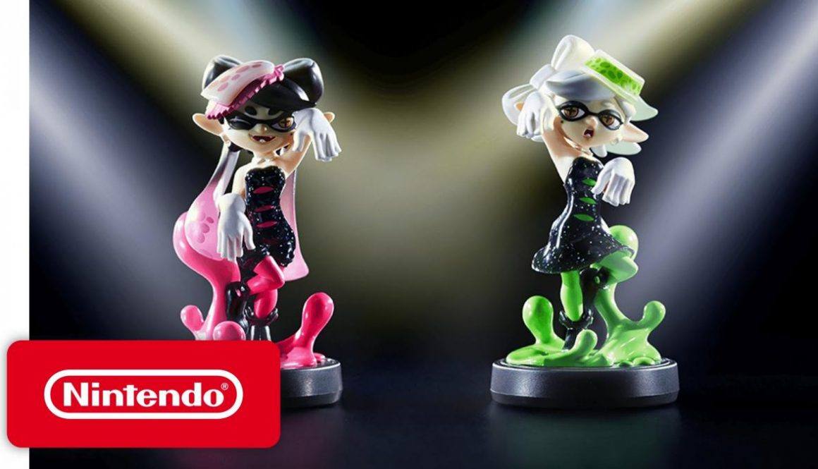 Squid Sisters Getting Real-World Replicas July 8