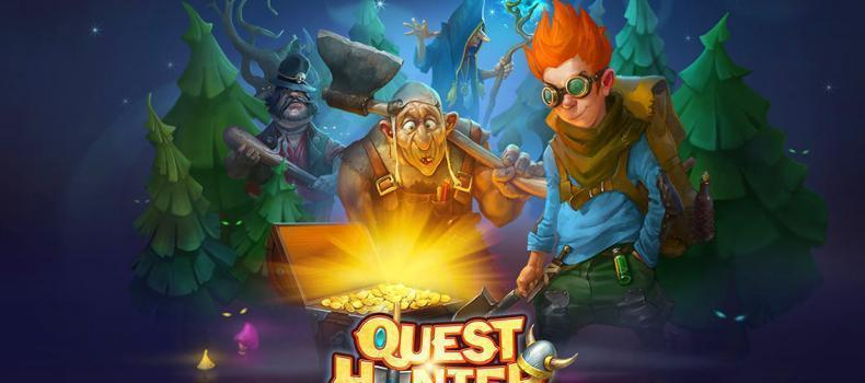 Become A Quest Hunter On Steam Greenlight