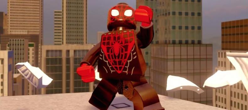 LEGO Marvel's Avengers Gets Free Spider-Man DLC