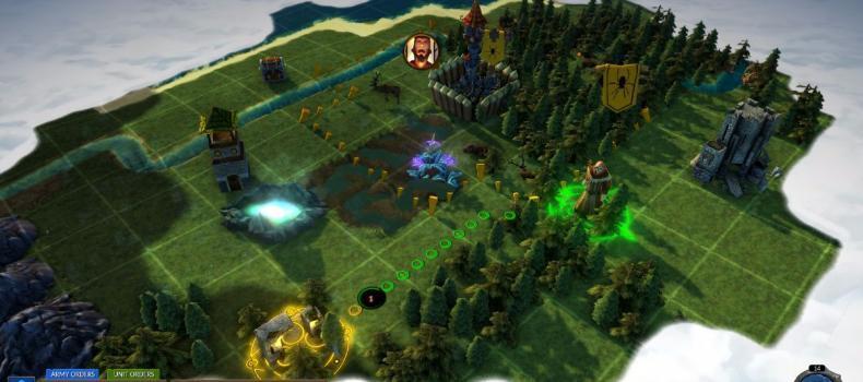 Planar Conquest Lands On PC, Mobile