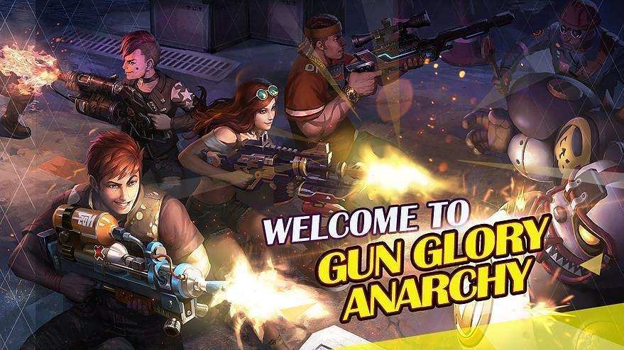Preview: Gun Glory Anarchy Brings Originality To FPS