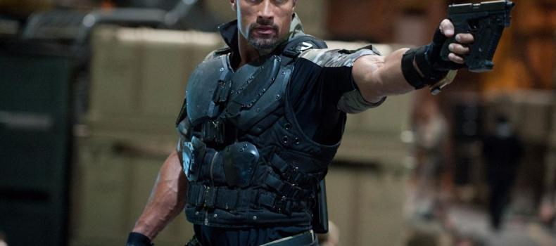 The Rock Collaborating With Shane Black on Doc Savage