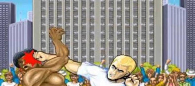 Street Fighter II Intro Video Characters Receive Names