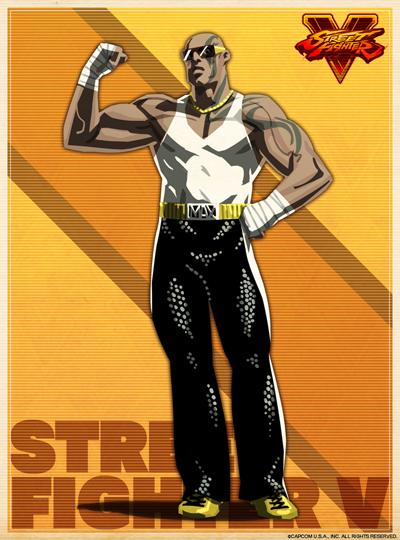 Street Fighter - Max