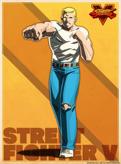 Street Fighter - Scott