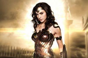 Gal Gadot Talks Wearing Wonder Woman Outfit
