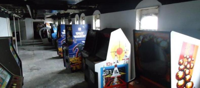 Over 50 Arcade Games Discovered, Rescued From Abandoned Ship