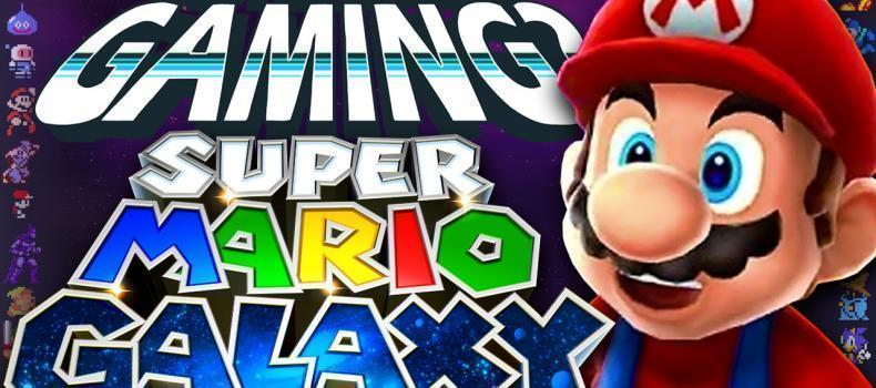 Five Most Interesting Facts About Super Mario Galaxy
