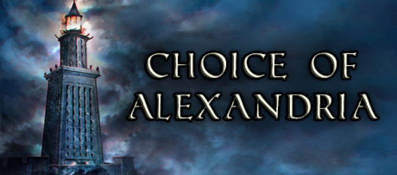 Choice Of Alexandria Lands On Steam
