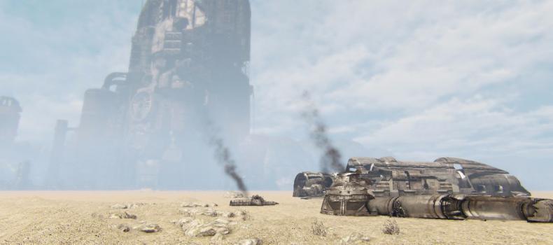 De-Void Gets Steam Release Window